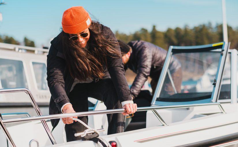 Utökad tjänst för delning av båtar