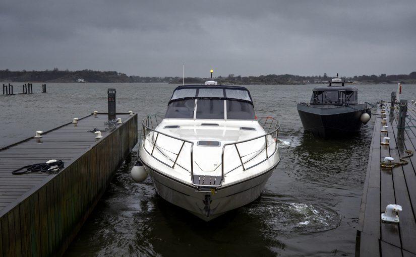 Volvo Penta lanserar helt integrerade Assisted Docking System