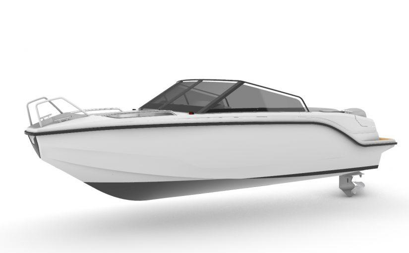 Silver utökar sin serie med glasfiberbåtar