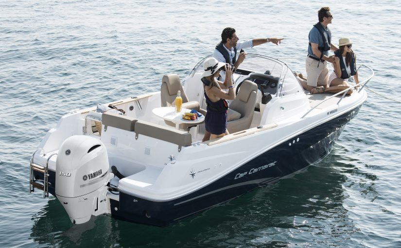 Yamaha 150 hk och 200 hk även i vitt