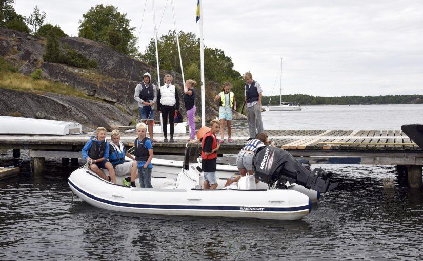 Svenska Båtunionen: Båtlivsundersökningen visar ökat intresse för hållbart och utbildat båtliv