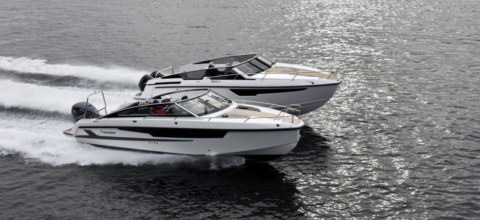 Båtliv testar Flipper 900 DC och Yamarin 88 DC – två välutrustade flaggskepp
