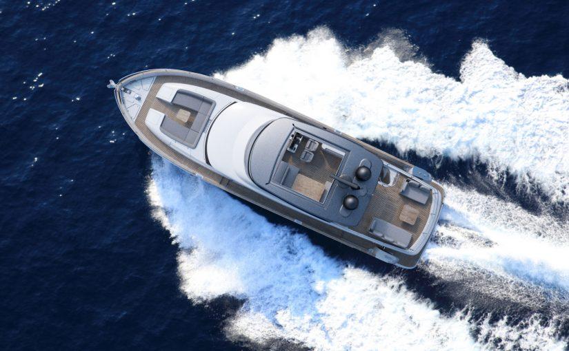 Långfärdsbåt i internationell toppklass