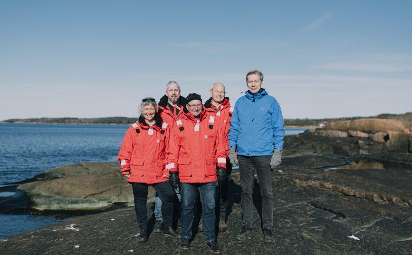 Årets Sjöräddare kommer från RS Grötvik