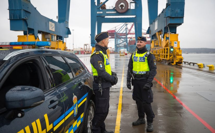 Tullverket får nya möjligheter att ingripa mot misstänkt brottslighet