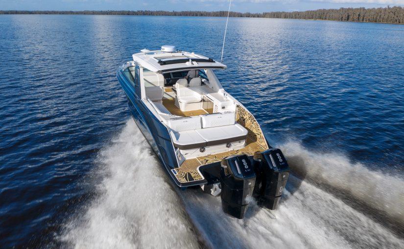 Brunswick ökar satsningen på el och självkörande båtar