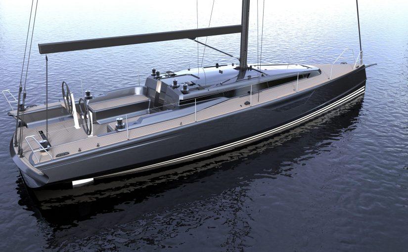 Snabb och exklusiv 43-fotare från svenska Shogun Yachts