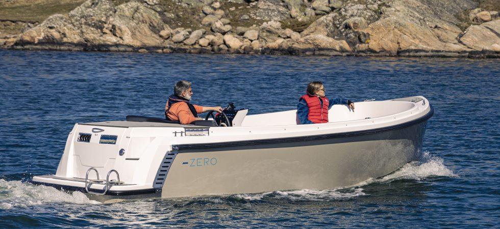 Bella Zero – 100% elbåt till rimligt pris och med noll utsläpp