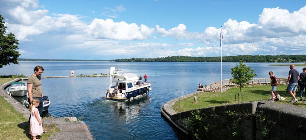 Se Båtlivs film från Göta kanal!