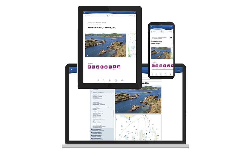 Erbjudande till Båtlivs läsare: Uppdaterad Hamnguiden Online