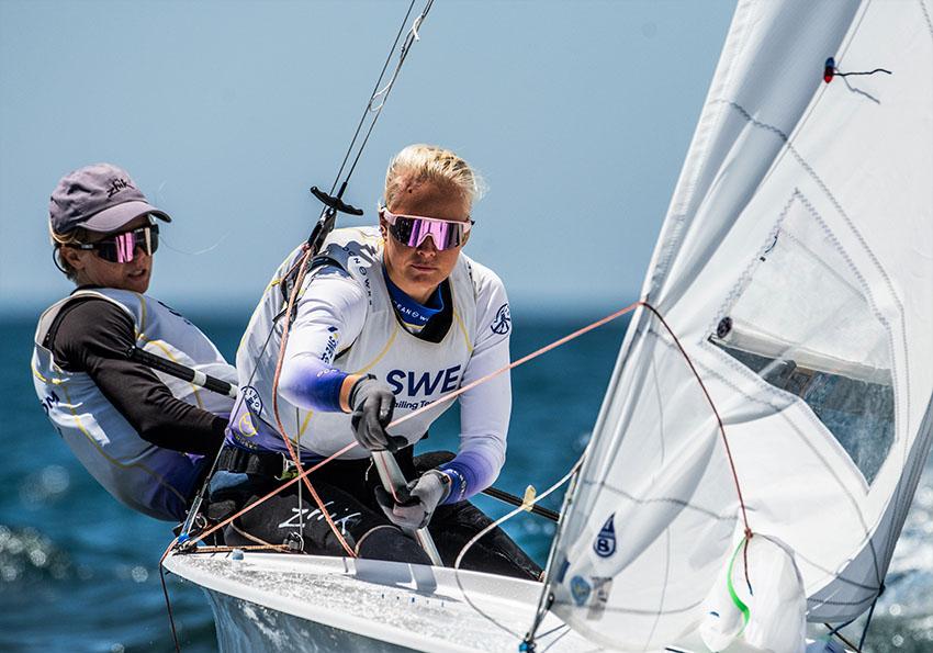 Olivia Bergström och Lovisa Karlsson klara för OS