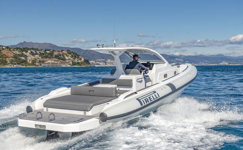 TecnoRib Pirelli 35 med svensk design