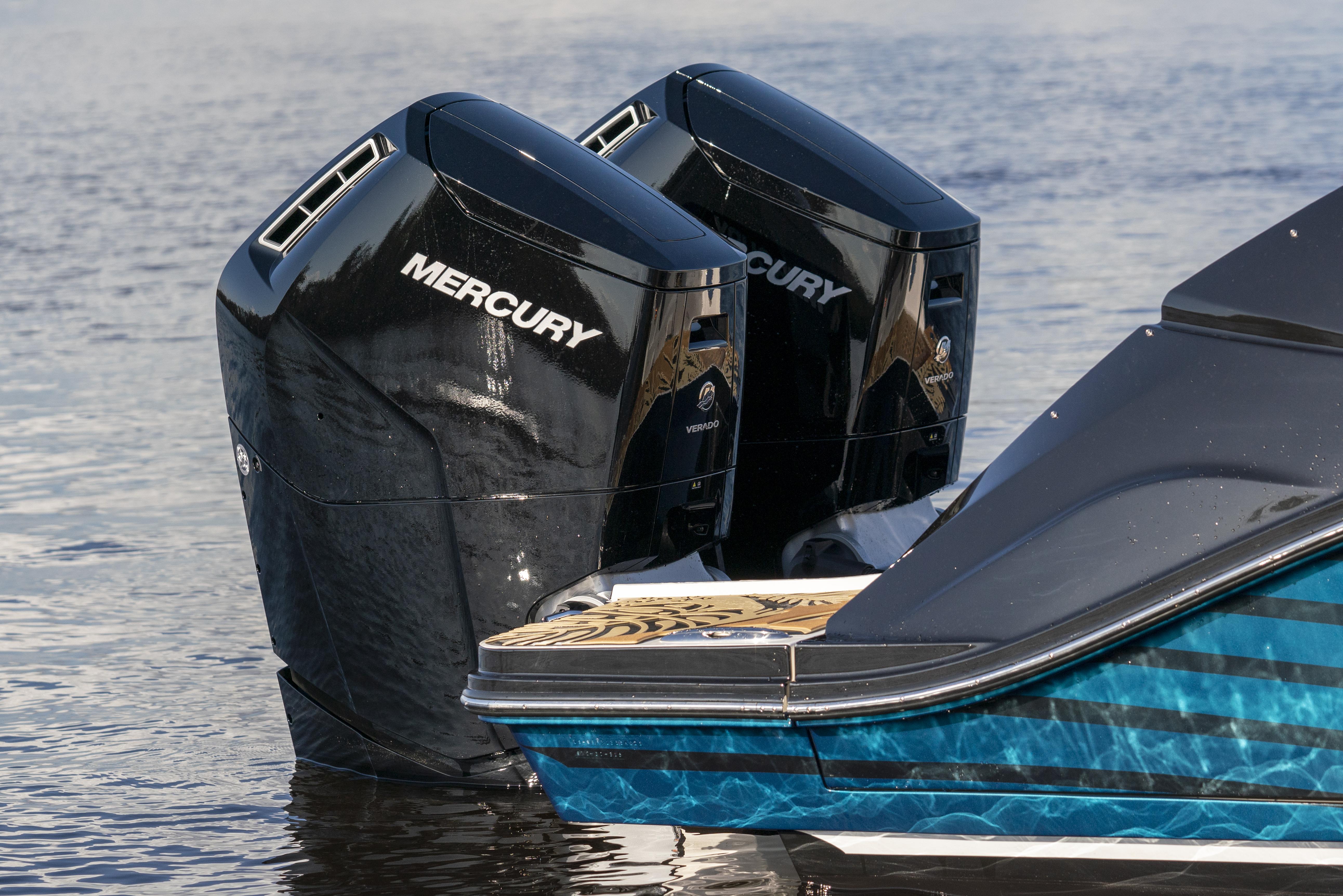 Brunswick lanserar flera elmotorer och elbåtar i olika segment