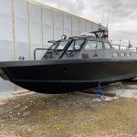 Stridsbåt blir turnébåt på Västkusten
