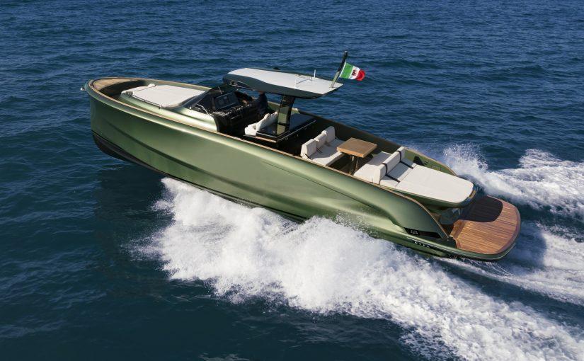 Rejäl och snabb dagtursbåt från Solaris