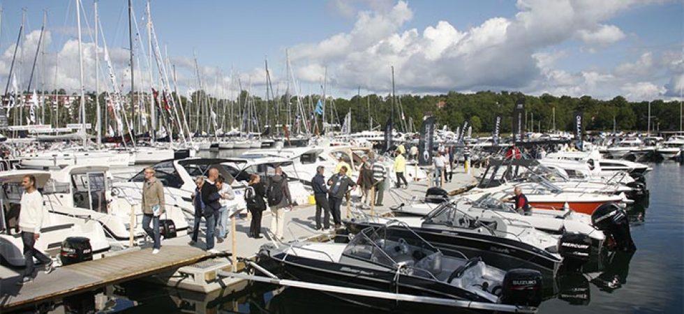 Sveriges flytande båtmässor pausas i år igen – Öppet Varv kör som tidigare