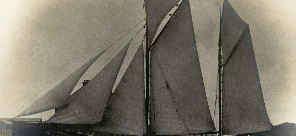 Sjöhistoriska museet k-märker två historiska fartyg